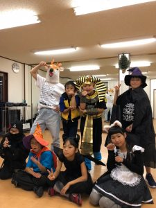 KOOKiesハロウィンパーティ☆ @ KOOKiesスタジオ