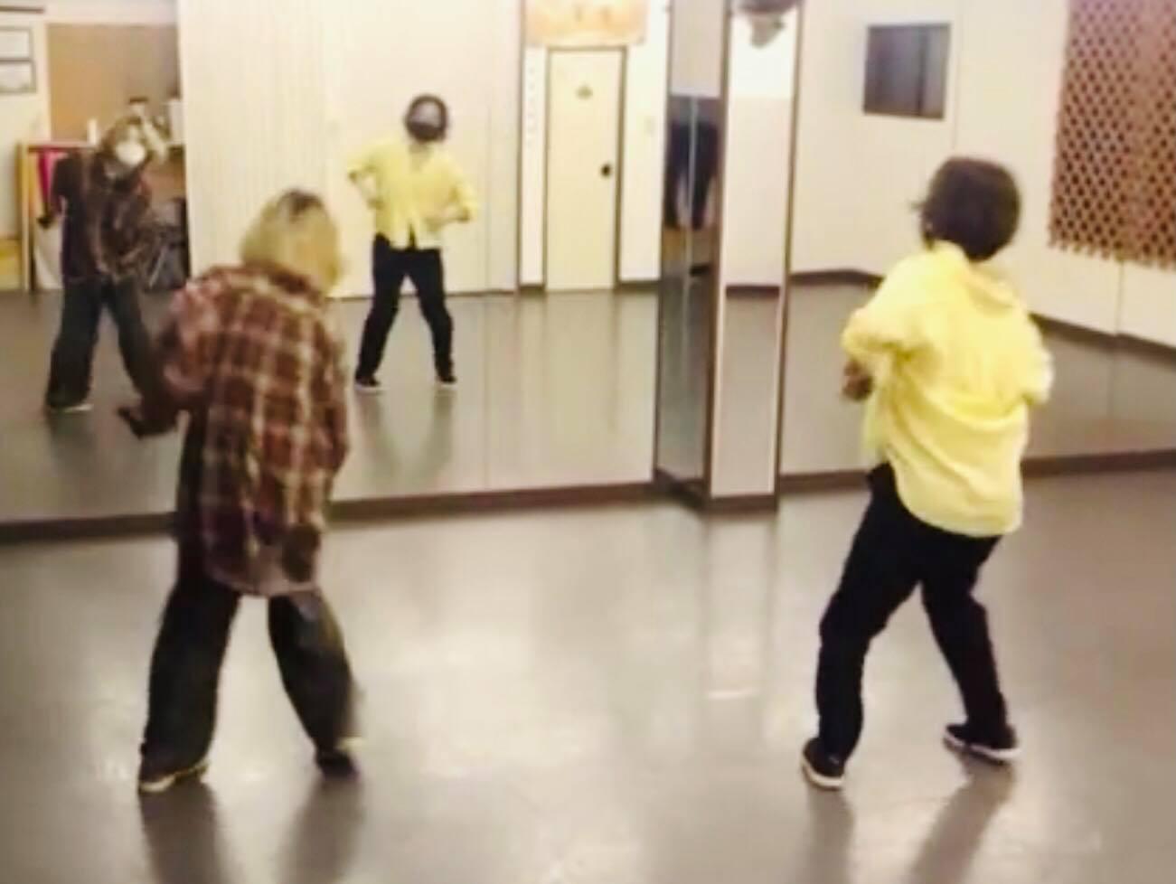おとなから始めるストリートダンス